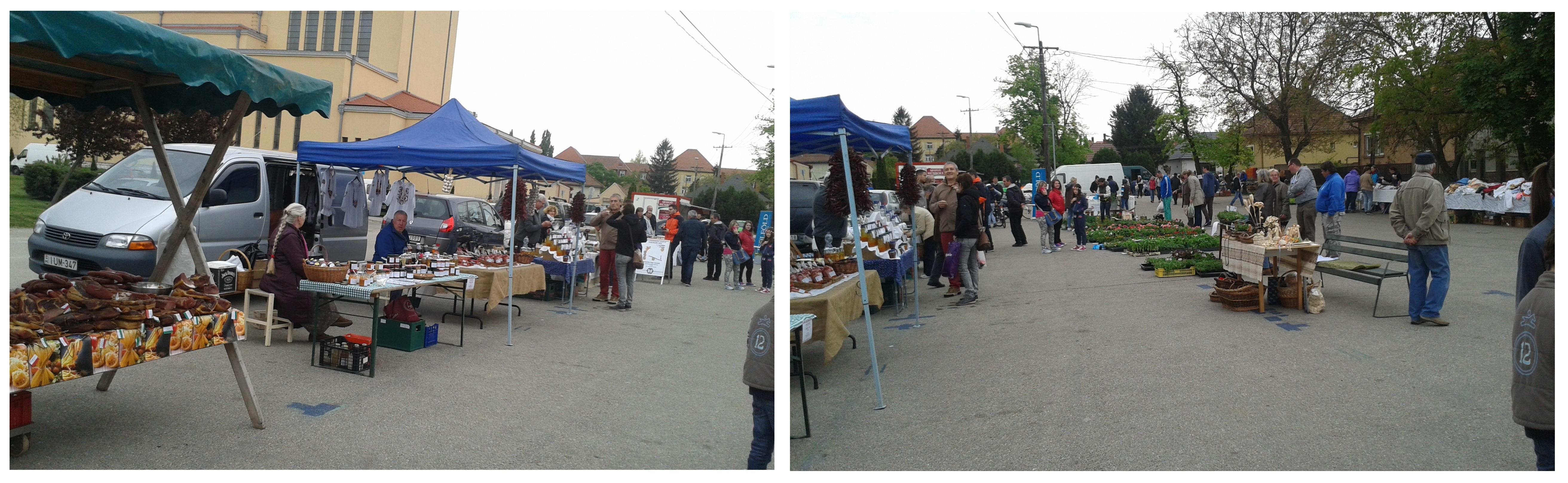 Csornai Piac