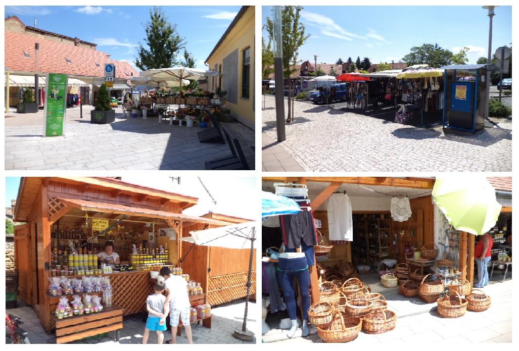Városi piac - Keszthely