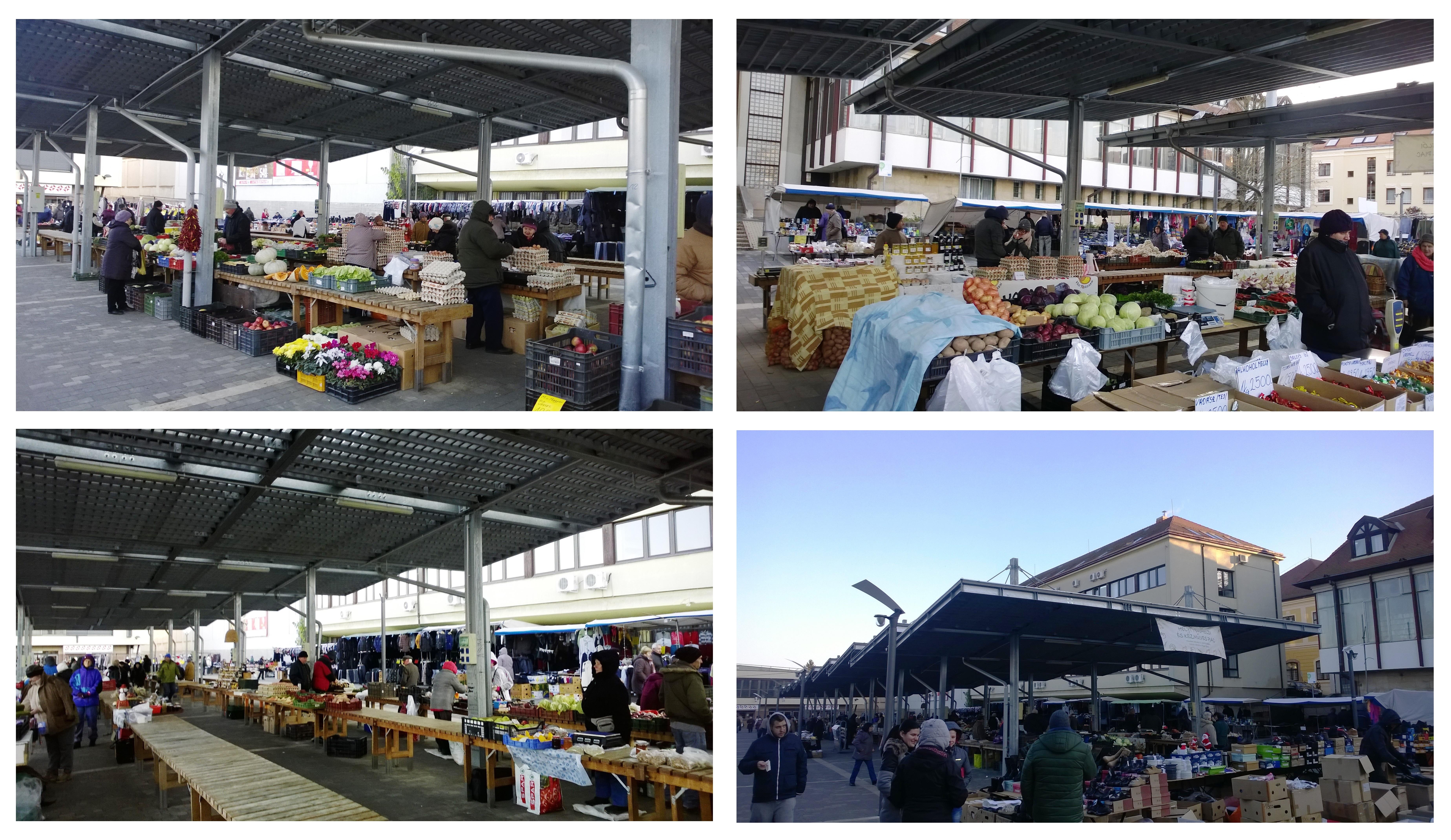 Vásárcsarnok - Zalaegerszeg