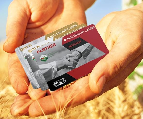 Ismét igényelhető a MOL-NAK Partner Kártya