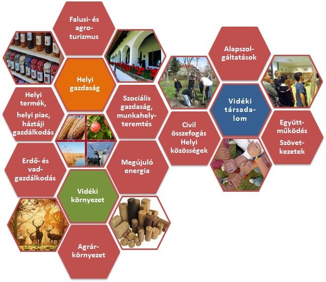 17 Digitális megoldások a vidékfejlesztésben