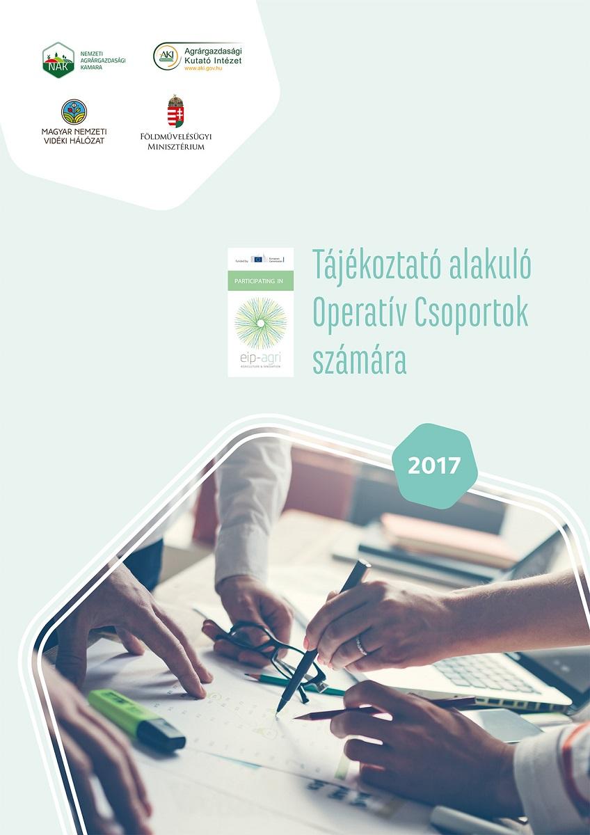Tájékoztató alakuló operatív csoportok számára