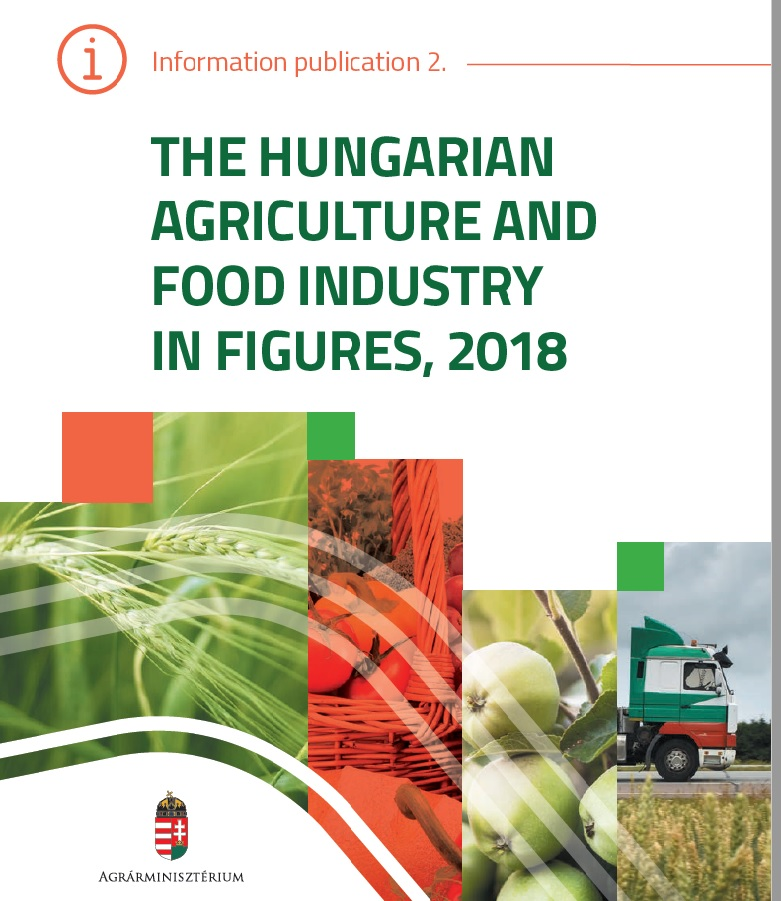The hungarian agriculture and food industry in figures, 2018