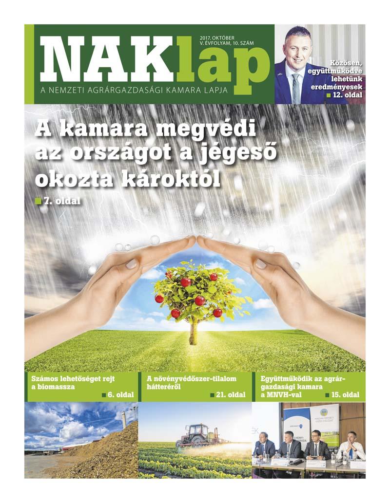 NAKlap 2017. október V. évf. 10